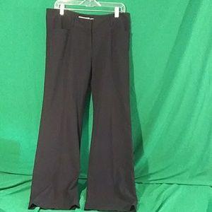 Michael kors sz 10R black gramercy fit trousers